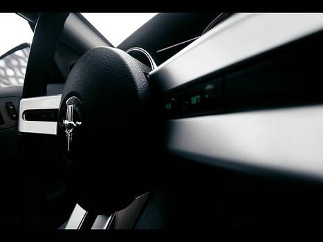 Mustang interior .3