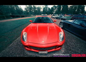 599 and cars behind by dejz0r
