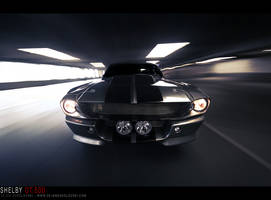 Shelby GT500 - Killing you -