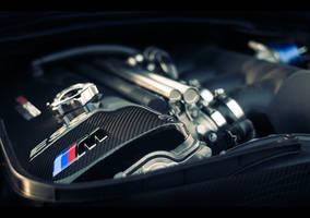 BMW M3 Engine by dejz0r