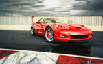 Corvette C6 Z06 - Curbs