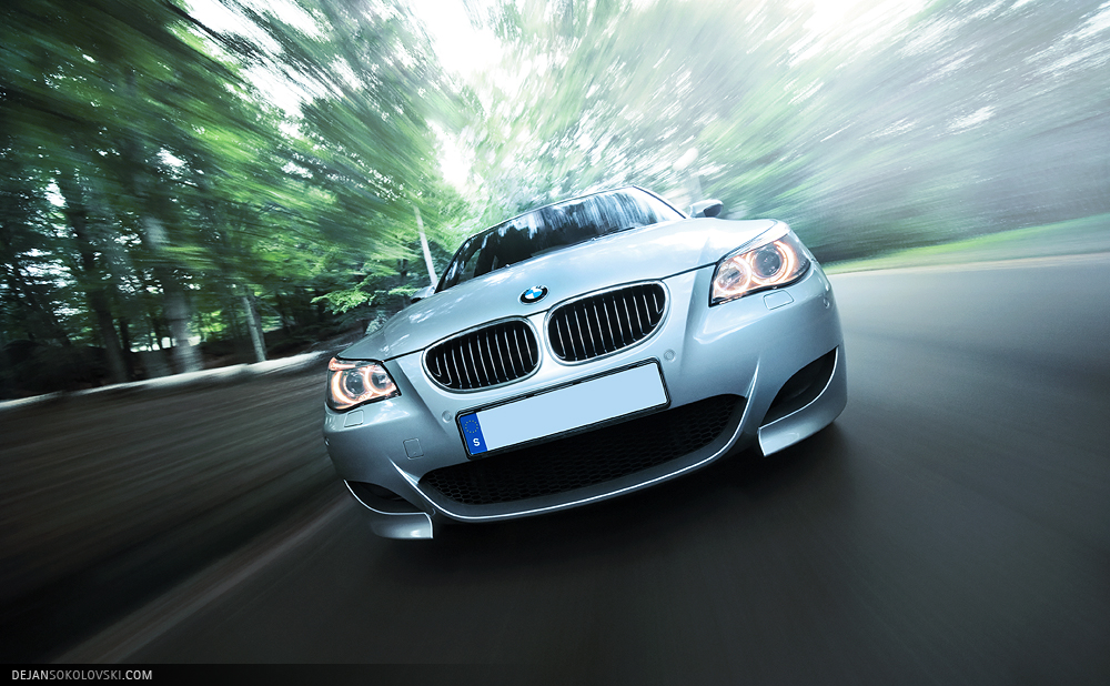 BMW M5 E60 - Need for Speed by dejz0r
