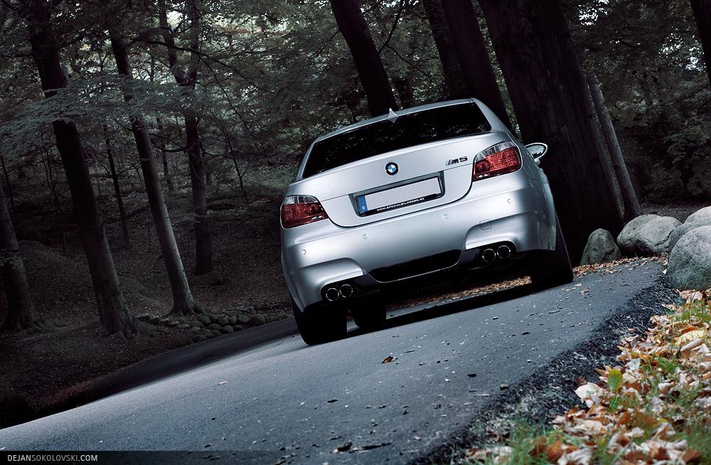 BMW M5 E60   Ready for Race by dejz0r