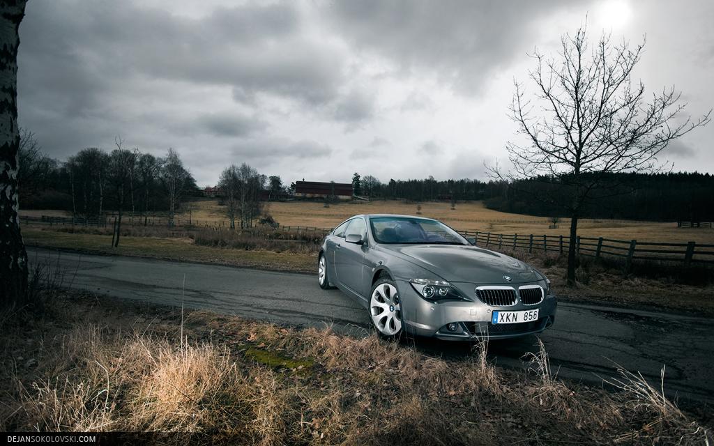 BMW 645 - Moonlight by dejz0r