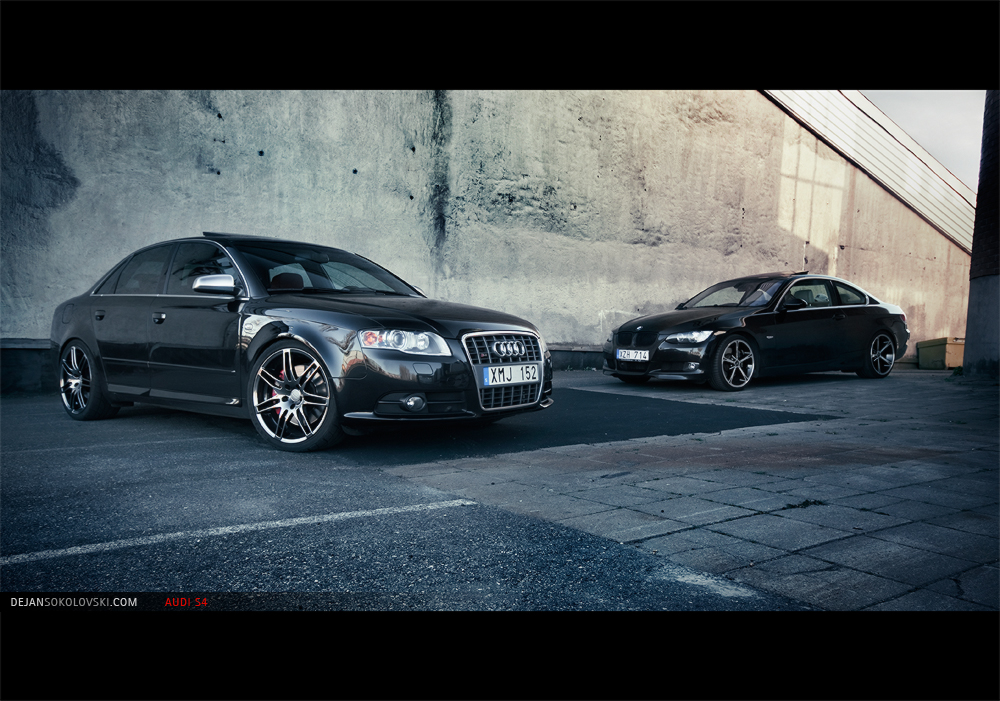 audi s4 german rivals by dejz0r on deviantart. Black Bedroom Furniture Sets. Home Design Ideas