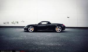 carrera GT - profile