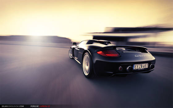 carrera GT - midnight race