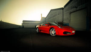 Ferrari F430 - Sunset nigger by dejz0r
