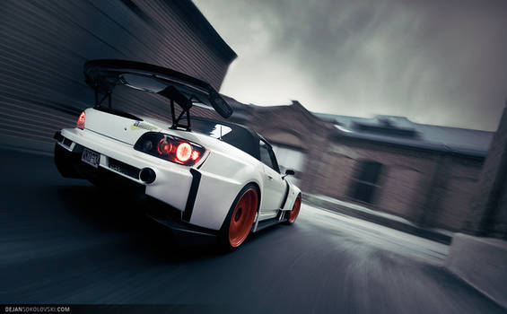 Honda S2000 - THE GETAWAY by dejz0r