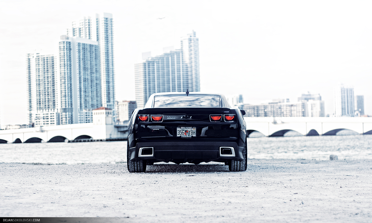 Camaro SS - I own this city by dejz0r