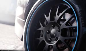 Camaro SS - Torq wheels