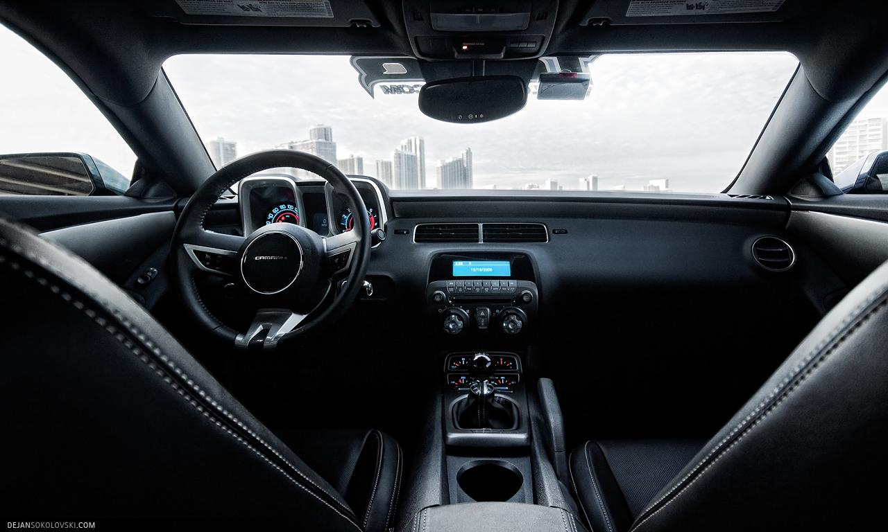 Camaro 2010 Interior