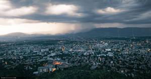 Thunder in Skopje