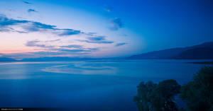 Lake Ohrid by dejz0r