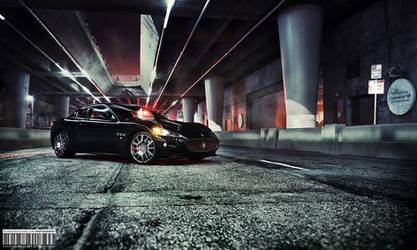 Hey Hey Maserati GT by dejz0r