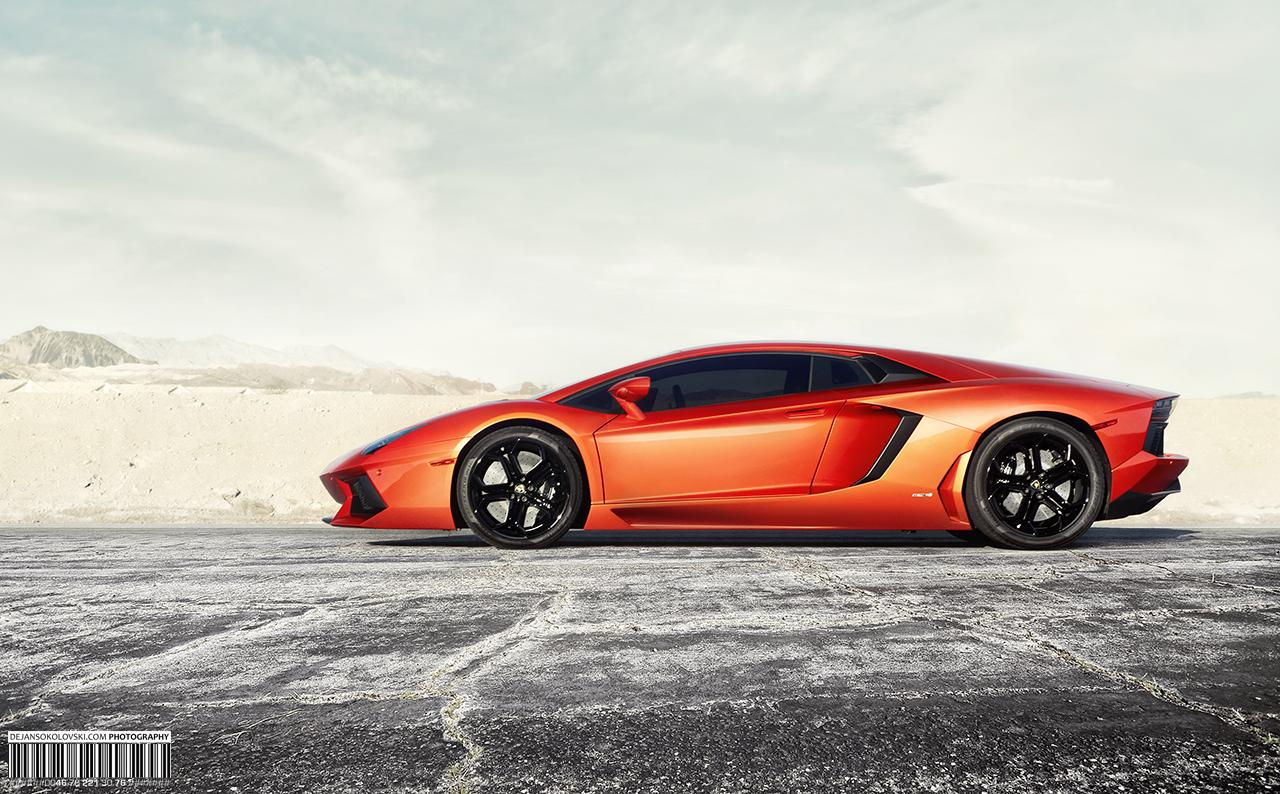 Lamborghini Aventador 2 by dejz0r