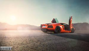 Lamborghini Aventador 3