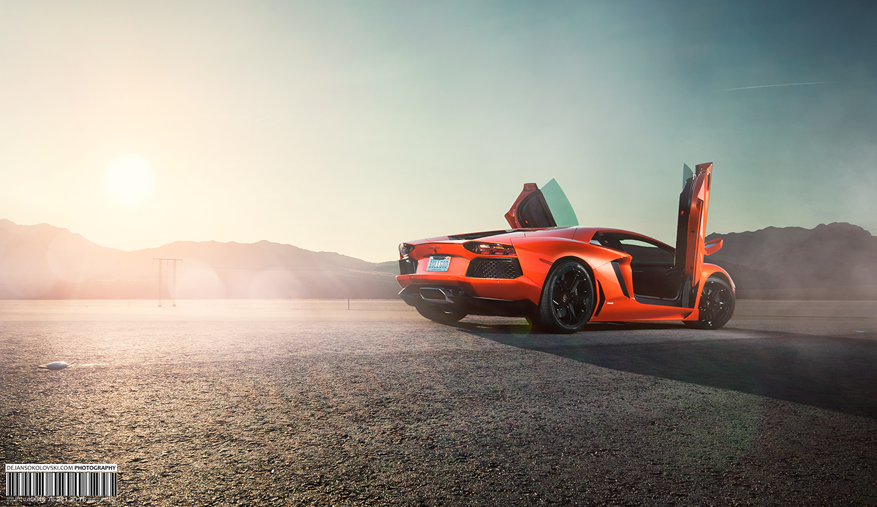 Lamborghini Aventador 3 by dejz0r