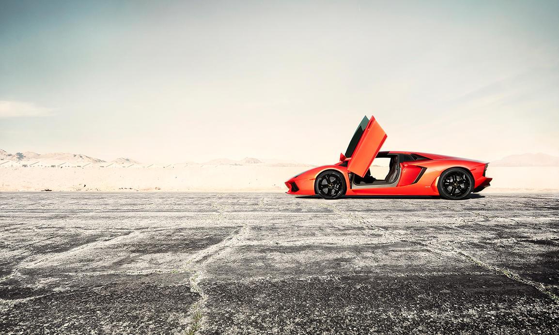 Lamborghini Aventador 5 by dejz0r