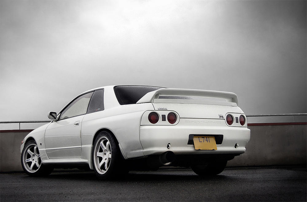 Nissan Skyline R32 Gt R Vers 3 By Dejz0r On Deviantart