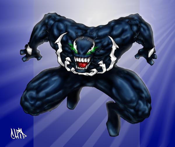 Venomous_by_Bone32 by bone32