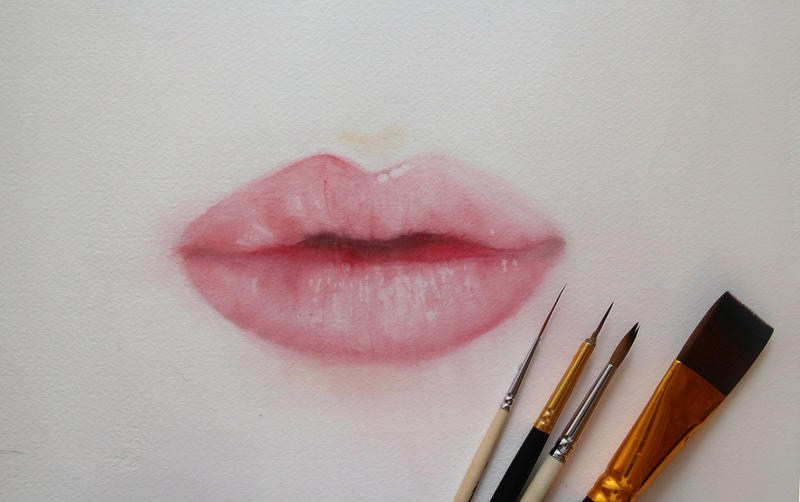 Lips by Michelle-Winer