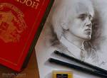 Draco Malfoy sketch