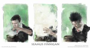 Explosive expert Seamus Finnigan!