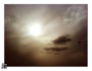 a Cloudy Warm Feeling