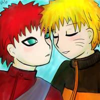I love you Gaara by Gaara-x-Naruto-Club