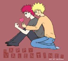 Valentines - Simple Gestures by Gaara-x-Naruto-Club