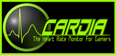 Cardia - The Heart Rate Monitor For Gamers by AltairSky