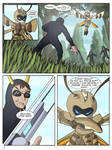 page 1 - Trouble - Suzumega Medabot