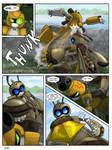 page 207 - Stickybeak - Suzumega Medabot