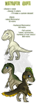 MistyRaptor Custom Adopts by AltairSky