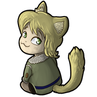 chibi Theo by AltairSky