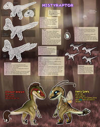 Mistyraptor Reference Sheet (closed species)