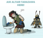 ask Altair Tarazawa HERE by AltairSky