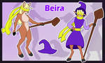 Beira Reference Sheet by AltairSky