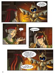 page 6 - Regret - Suzumega Medabot