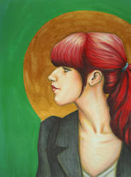 Pin Girl #4