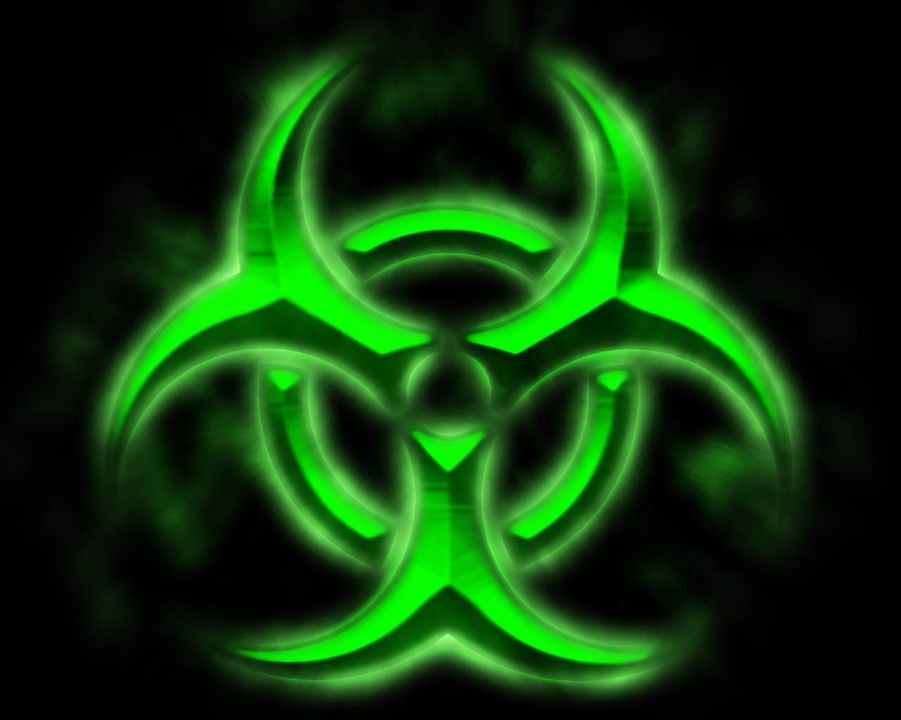 green biohazard by major casualtie on deviantart