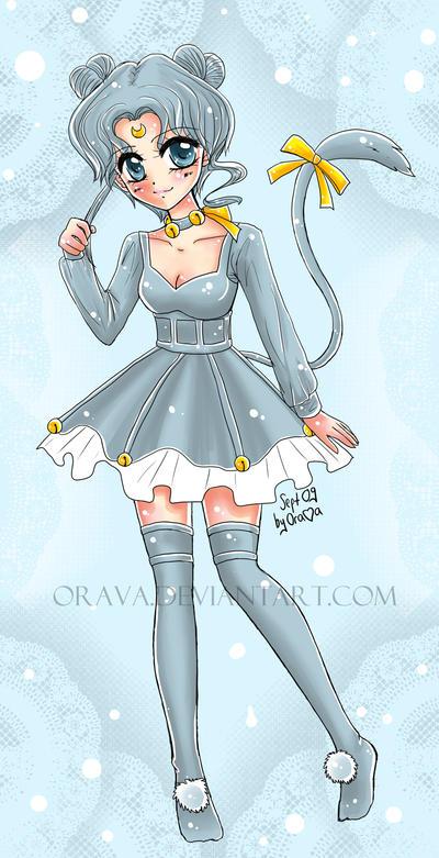 Sailor Moon - Diana by Orava on DeviantArt