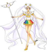 Queen of the Cosmos by Orava