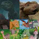 The Dino Guard: The main members