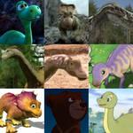 The Dino Guard: secondary members