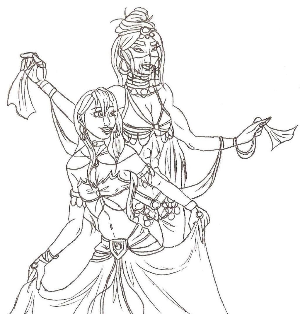 Hanard and Lunara Bell...