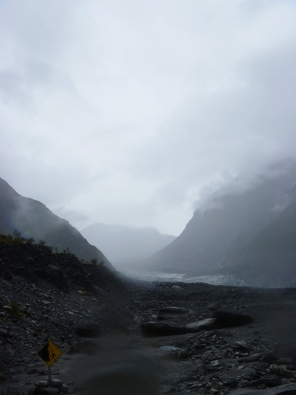 Glacier Valley by loth