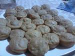 Apple and cinnamon cupcakes