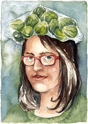 La dama del cavolino di Bruxelles by Riana-art